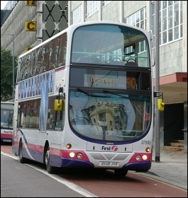 Bristol bus, photo Ad Meskens/CC