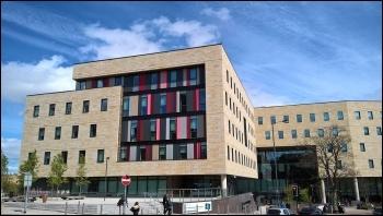 Bradford College photo Chemical Engineer/CC