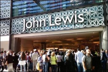 John Lewis calls itself 'employee-owned', photo by EG Focus/CC