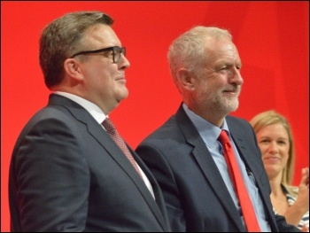 Corbyn should not allow Tom Watson and co control over the Labour Party - such as his attempts to suspend Wavetree Labour Party following its motion of no confidence in Blairite MP Luciana Berger, photo rwendland/CC