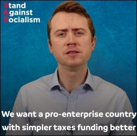 The new Taxpayers Alliance campaign