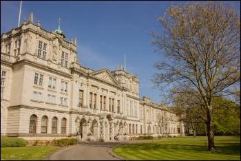 Cardiff University, photo by Jeremy Segrott/CC