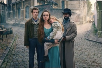 Les Misérables on the BBC
