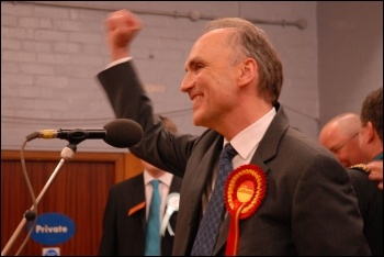 Corbyn-supporting MP Chris Williamson, photo Johnwhitby/CC