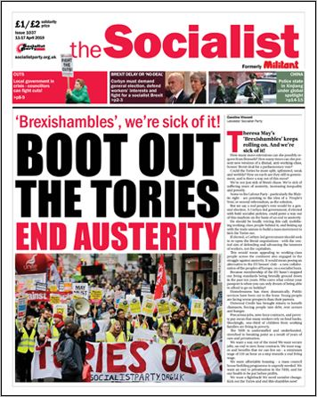 The Socialist Issue 1037
