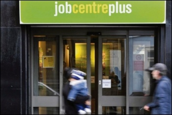 Universal Credit is a disaster for workers, photo by JJ Ellison/CC