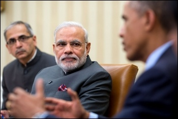 Narendra Modi, photo The White House/CC