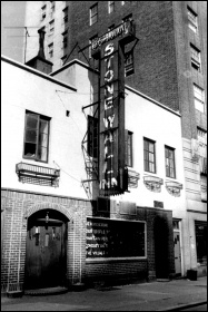 New York's Stonewall Inn in 1969, photo by Diana Davies/New York Public Library/CC