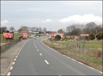 Irish border, photo Eric Jones