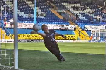 Capitalism won't save Bury FC, photo by David Ingham/CC