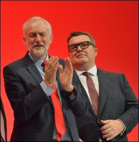 Jeremy Corbyn and Tom Watson, photo Rwendland/CC