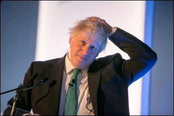Boris Johnson, photo Chatham House/CC, photo Chatham House/CC