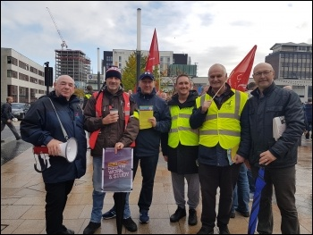 Livepool uni strike October 2019
