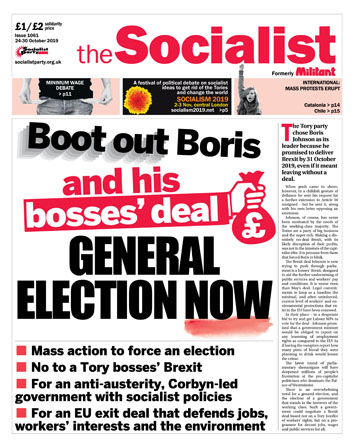 The Socialist issue 1061