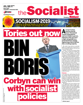 The Socialist issue 1062: Bin Boris