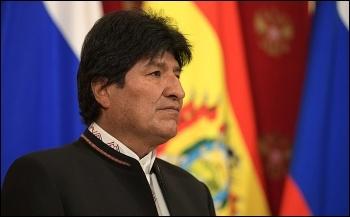 Evo Morales, kremlin.ru/CC
