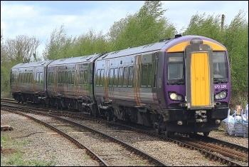 West Midlands Trains, photo