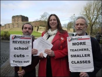 photo Carlisle Socialist Party