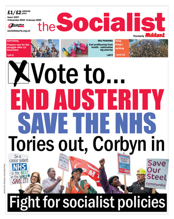 The Socialist issue 1067