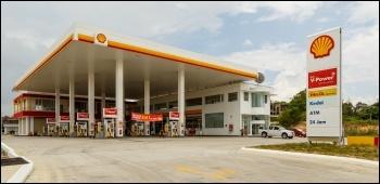 Shell, photo CEphoto, Uwe Aranas/CC