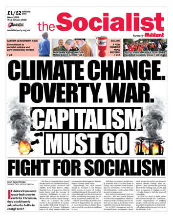 The Socialist issue 1068