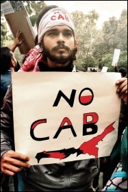 Anti-CAA protester, India, photo by DiplomatTesterMan/CC