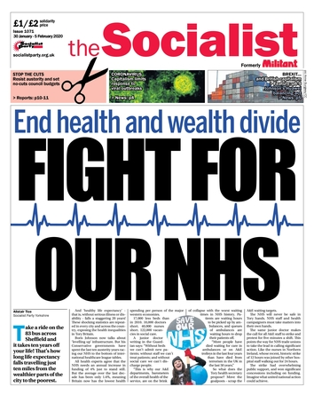 The Socialist issue 1071