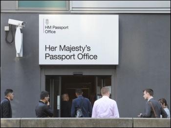 UK Passport Office, photo Neil Turner/CC