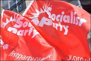 The Socialist Party, photo Mary Finch