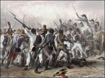 Slaves rose up in France's Caribbean colonies in the 1790s leading to revolution on the island of Saint-Domingue, the abolition of slavery and creation of Haiti