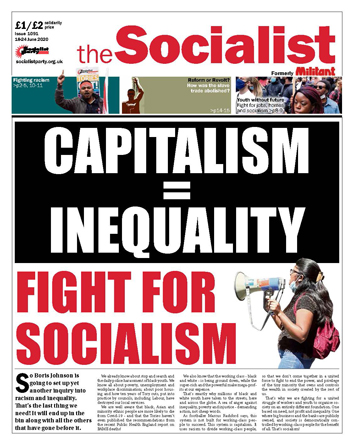 The Socialist issue 1091