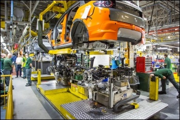 Ineos has withdrawn its saving investment in a 500-job 4x4 plant in Bridgend, south Wales, photo by Land Rover MENA/CC