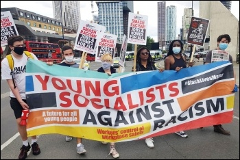 Young Socialists Against Racism