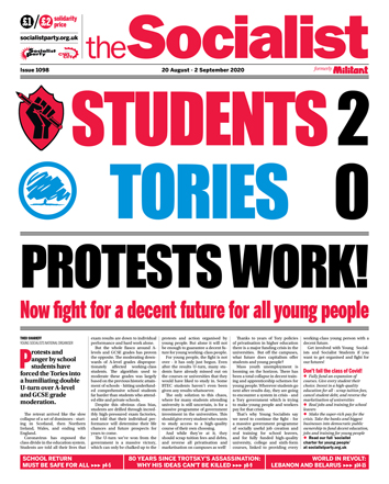 The Socialist issue 1098