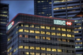 British bank HSBC is at the centre of a particular scandal