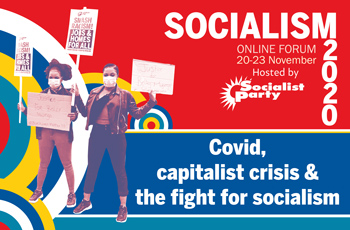 Socialism 2020 donate