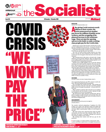 The Socialist issue 1111