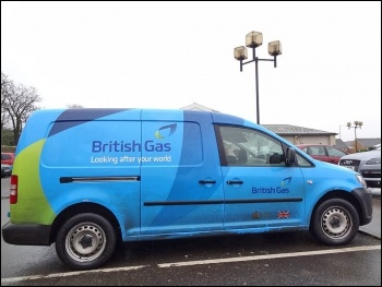 British Gas van, Photo: KRoock74/CC