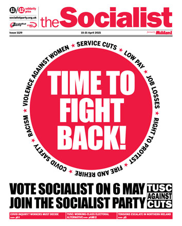 The Socialist issue 1129
