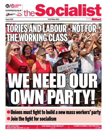 The Socialist issue 1133