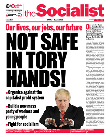 Issue 1135 frontpage