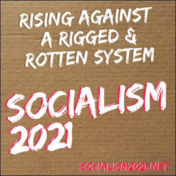 Socialism 2021 , photo Socialist Party