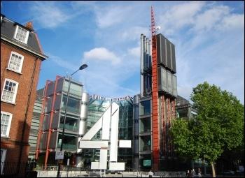 Channel 4 headquarters. Photo: James West Follow/CC