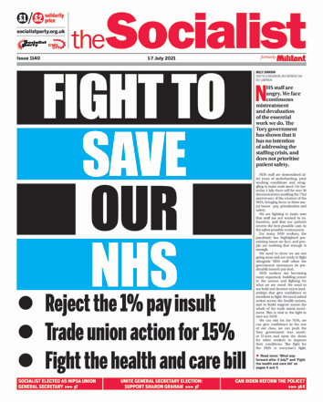 The Socialist issue 1140