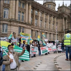 Photo: Birmingham Socialist Party