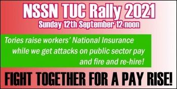 NSSN rally, September 2021