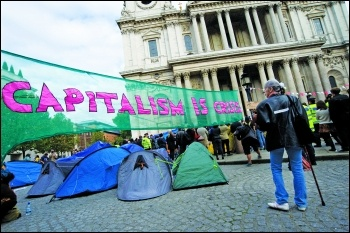 Occupy popularised the terms