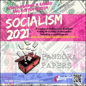 To be discussed at Socialism 2021