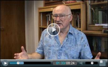 Peter Taaffe on Robert Service video