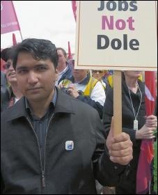 Jobs not dole, photo Paul Mattsson